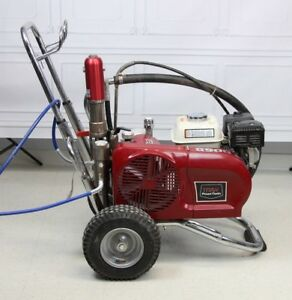 Titan Powrtwin 8900 Plus Gas Airless Sprayer Paint Machine