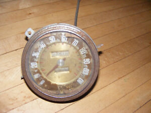 Ford Speedometer Gauge Rat Rod