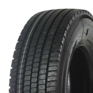 2 New Autogrip Grip 980d 245 70r19 5 Load H 16 Ply Commercial Truck Tire