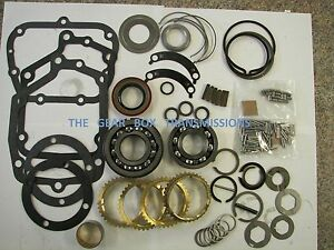 Muncie 4 Speed Transmission Rebuild Kit 1966 1974