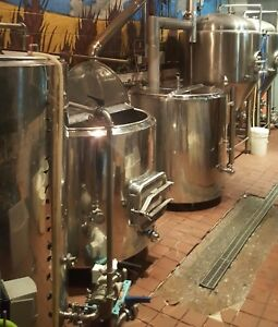 5 Bbl Gw Kent Beer Brewing System