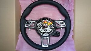 Porsche 991 2 Turbo S Pdk Leather Gt Smaller Steering Wheel Heated M F Chrono