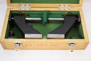Beautiful Toolmakers Precision Bench Centers W T slot Mounts