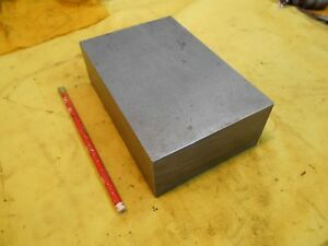 1018 Cr Steel Flat Bar Stock Machine Shop Rectangle Plate 2 3 8 X 4 1 2 X 7 1 8