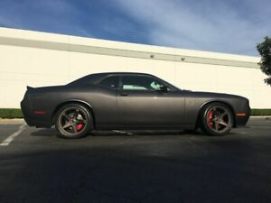 4 20 Demon Staggered Tires Wheels Package Bronze Brass Charger Challenger