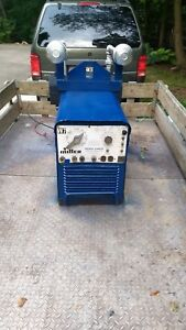 Miller Aeah 200le Welder Generator Ac dc W 18 Hp Onan Local Pick Up Only