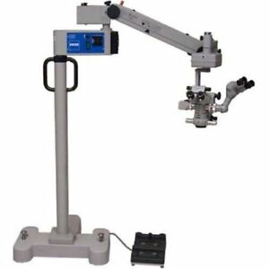 Zeiss Opmi S5 Ophthalmic Surgical Microscope Certified Pre owned