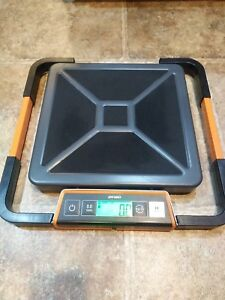 Dymo S400 Scale 400lb Digital Shipping Scale Usb Connectivity