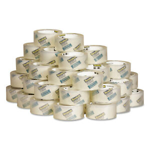 Scotch Moving Storage Tape Premium Thickness 1 88 inch X Clear