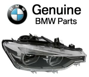 For Bmw F30 F31 Lci 3 Series 340i Xd Passenger Right Headlight Assembly Led Oes