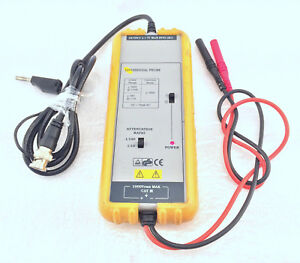 Differential Probe 700v 1000vrms Max Output Under 7v Max Into 2k Ohms