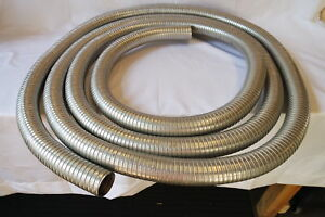 Unidentified Flexiable Exhaust Tubing 25 Overall Length 2 Intake
