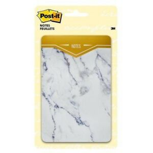 Wholesale Lot 35 Post it Note Pads Printed Marble Cover Pink Notes 50 Sheets