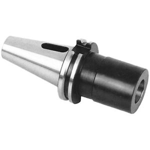 Cat 40 V flange To Mt4 Tang End Morse Taper Adapter 3900 4309