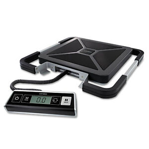 Dymo By Pelouze S250 Portable Digital Usb Shipping Scale 250 Lb