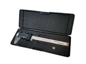 Squadron Stainless Steel Digital Caliper 0 001 Accuracy Standard Metric