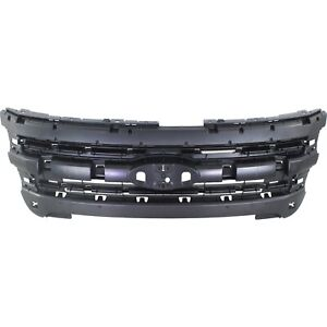 Grille Shell For 2013 2015 Ford Explorer 2013 2014 Police Interceptor Utility