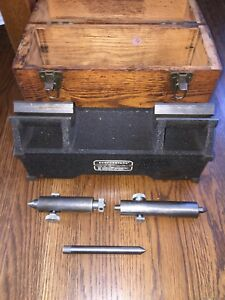 Brunswick Surfcenter Bench Center 12 1c 0001 Accuracy 12 In Wooden Case