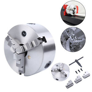 6 3 jaw Self centering Lathe Chuck For Cnc Grinding Machine Milling Machine