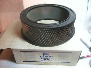 1964 1965 Chrysler Plymouth Dodge 4 Barrel Air Cleaner Filter New Replacement