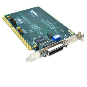 National Instruments At gpib tnt Interface Card 181830 01 1993 Ieee 488 2 Isa