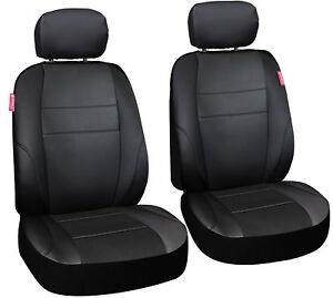Coleman Car Front Seat Cover 2pc Waterproof Heavy Duty Semi custom Fit