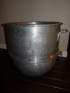 Hobart 100 Quartl Mixing Bowl For 80 Quart Commercial Mixers Nsf Vml 100 Ohio