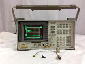 Hewlett Packard Hp Agilent 8594e Spectrum Analyzer Option 041