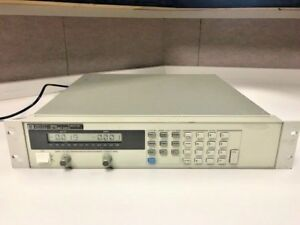 Agilent Hp Keysight 6542a Power Supply 0 20v 0 10a Dc