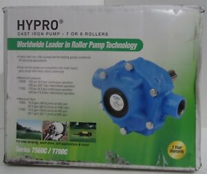 Hypro 7700c Cast Iron 7 roller Pump 7700c
