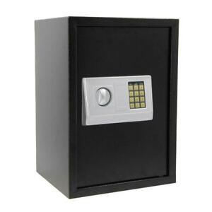 Large Home Security Electronic Keypad Lock Combination Jewel Gun Office Safe Box