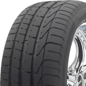 295 30zr20 Pirelli Pzero Ultra High Performance 295 30 20 Tire