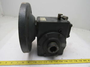 Hub City 0220 62208 265 Worm Gear Speed Reducer 10 1 Ratio