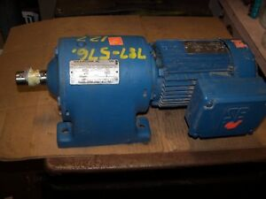 New Sew eurodrive 75 Hp Ac Electric Gearmotor 32 Rpm Out 1 1 4 Shaft 230 460v