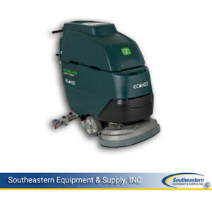 Reconditioned Nobles Ss3 Disk 24 Floor Scrubber With Ec h2o