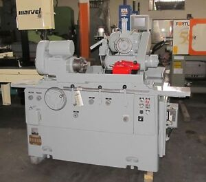 Landis 1r 10 X 20 Universal Cylindrical Grinder New 1989