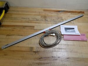 Acurite Linear Scale For Dro 36 900mm Readable Length 5 Micron Res 558115 36