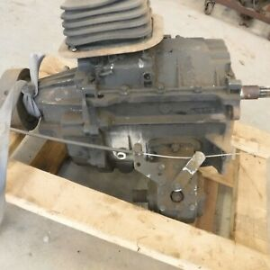 Manual Transmission 2wd Fits 91 95 Chevrolet 2500 Pickup 131601
