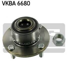 Front Skf Replacement Oe Quality Wheel Bearing Kit Vkba 6680 Trade Vkn 600