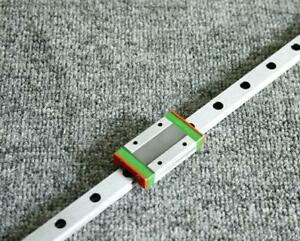 12mm Linear Guide Mgn12 550mm Sliding Guide Way Mgn12h Carriage For 3d Printer