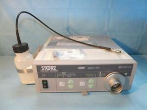 Storz Xenon 100 Video Flexible Endoscope Light Source Model 201326 20