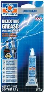 Permatex 81150 Dielectric Grease 0 33 Ounce Tube