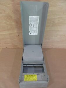 Milbank 30 30 20 Outdoor Rv Power Outlet Panel Box U5000 Series