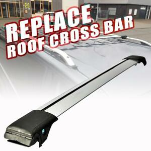 Universal Top Roof Rack Cross Bar Clamps Anti thief Luggage Cargo Carrier 150lbs