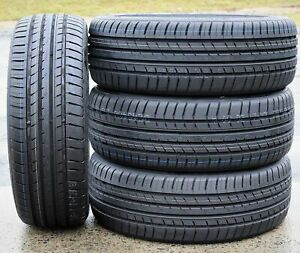 4 New Cosmo Mm P245 40zr20 245 40r20 99y All Season Performance Tires