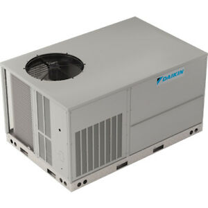Diakin 6 Ton Commercial Gas electric Package Unit 208 230 3 Phase