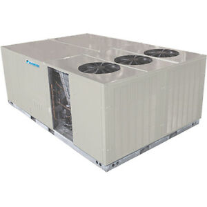 Diakin 15 Ton Commercial Straight Cool Package Unit 208 230 3 Phase
