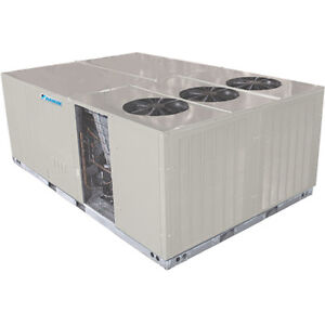 Diakin 25 Ton Commercial Straight Cool Package Unit 208 230 3 Phase