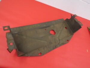 Nos 1940 Ford 60hp Lower Radiator Shield 022a 8240 C 1 3