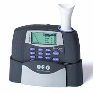 Ndd Medical Easyone Plus Diagnostic Spirometry System Ii
